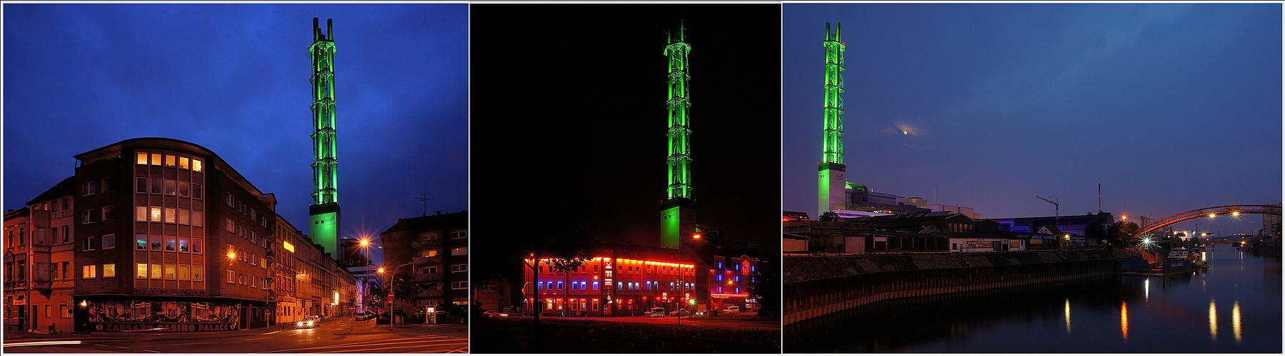 Die Duisburger Stadtwerke geben grünes Licht für Bordell