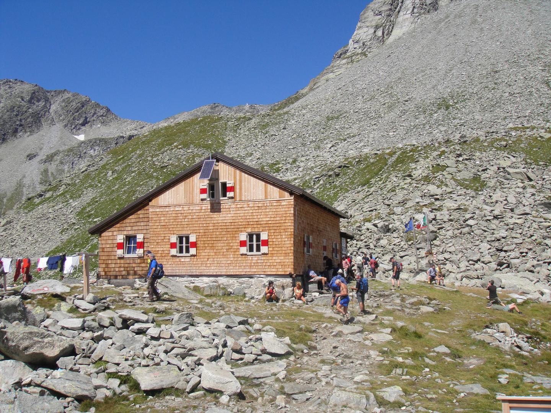 Die Edelrauthütte - Südtirol - Lappach - Pfunders