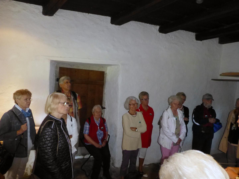 Die Eidgenossen kommen! Schicksaljahr 1415 Schloss Hallwil -05-