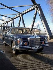 Die eigentlich erste S-Klasse von Mercedes-Benz ...