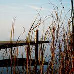Die einsame Brücke