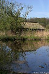 Die einsame Fischerhütte :-)