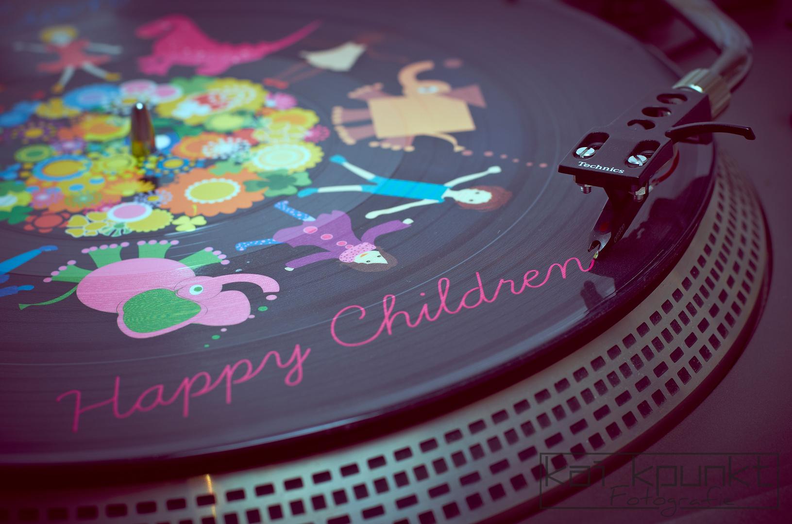Die einzigartige Klangfarbe des Vinyls...