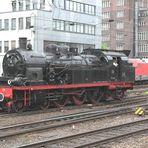 Die einzige betriebsfähige Lok der BR 78...