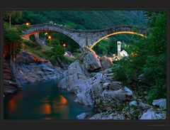 Die elegante Römerbrücke
