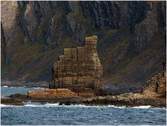 Die eleganteste Seeklippe Norwegens