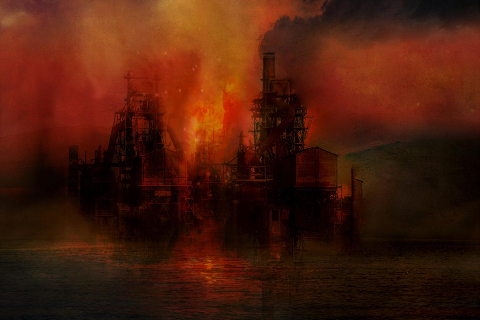 Die Elemente I, Feuer