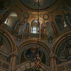 Die Elisabethkapelle (mit Blitz)