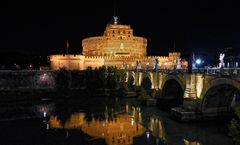 Die Engelsburg - Castel Sant'Angelo - Rom -