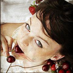Die Erdbeeren verschwinden schon vor dem Waschen...