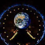 Die Erde im Gasometer Oberhausen