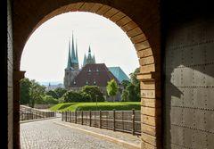 Die Erfurter Severikirche