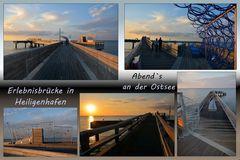 die Erlebnis Seebrücke...