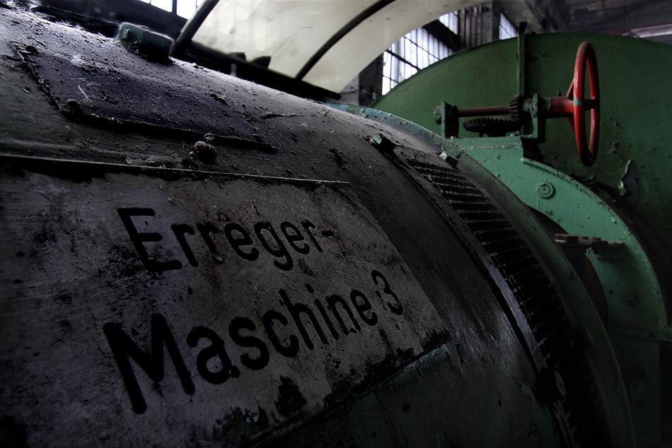 Die Erreger Maschine