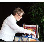 Die Erste Hilfe Kiste für den Ruhestand, zum 60. Geburtstag von Fritz.