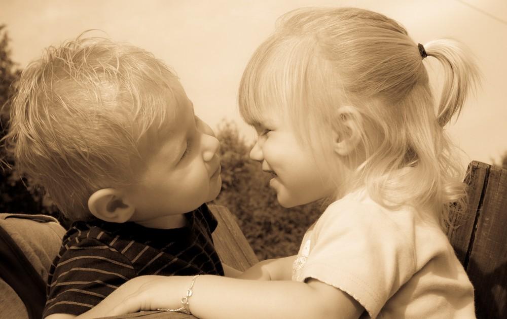 Die erste Liebe