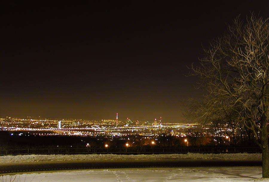 Die ersten Schritte auf einem langen Weg zur Erlernung der großen Kunst der Nachtfotografie