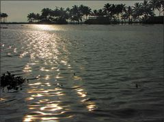 Die ersten Sonnenstrahlen