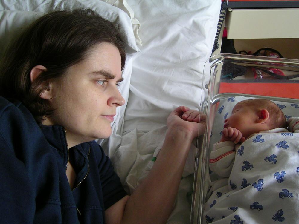 ++die ersten Tage mit meiner Tochter Saskia++