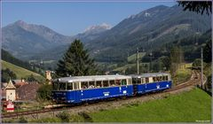 Die Erzbergbahn fährt wieder!