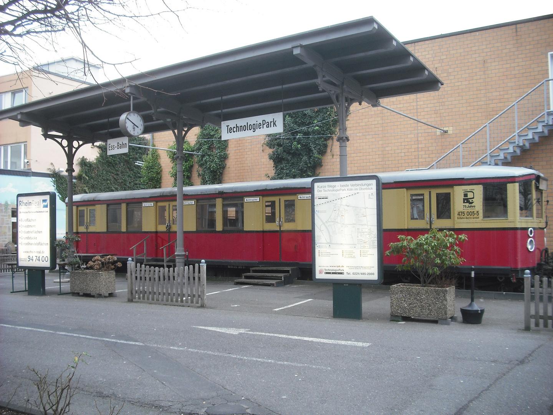Die Ess - Bahn