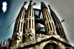 Die ewige Baustelle Sagrada Familia