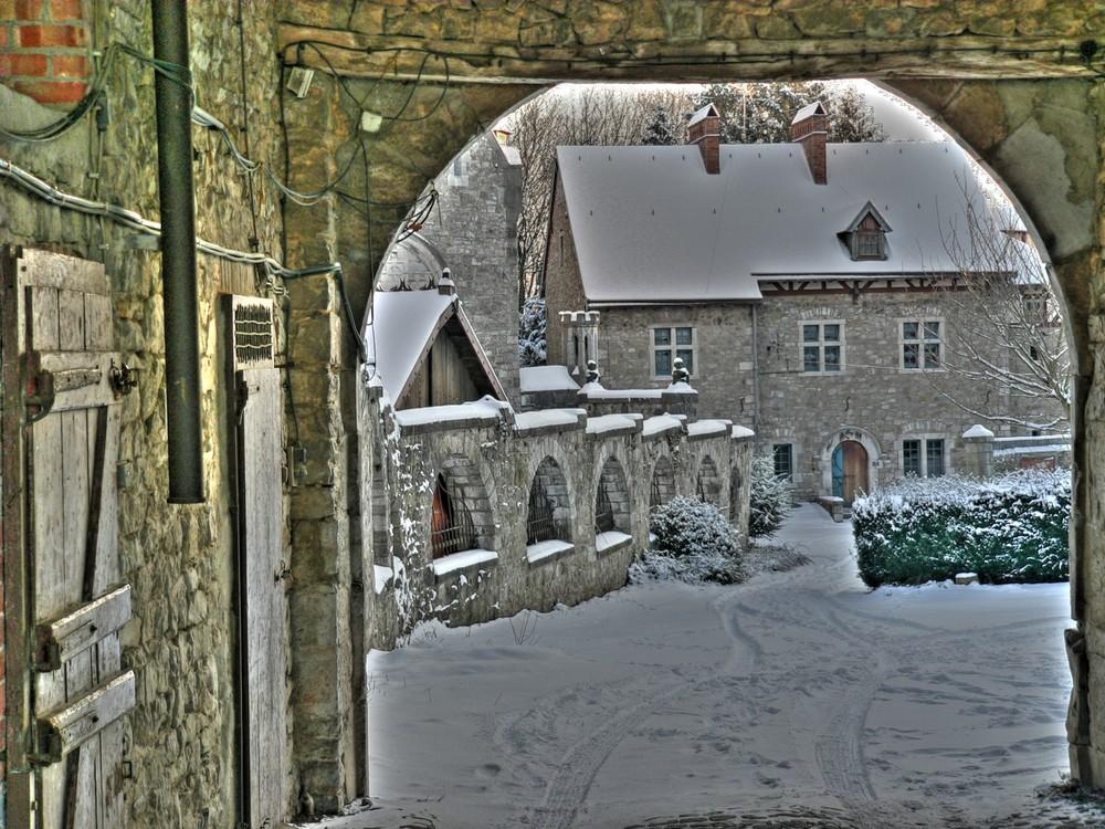 Die Eyneburg.Privathaus.HDR