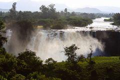 Die Fälle des Blauen Nil II...