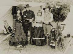 .. die Familien der Ranger