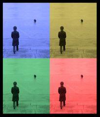 *** die Farbe der Einsamkeit ***