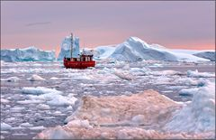die farben der arktis