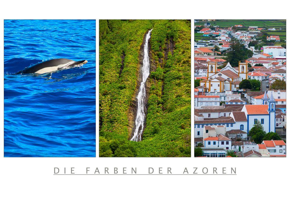 Die Farben der Azoren
