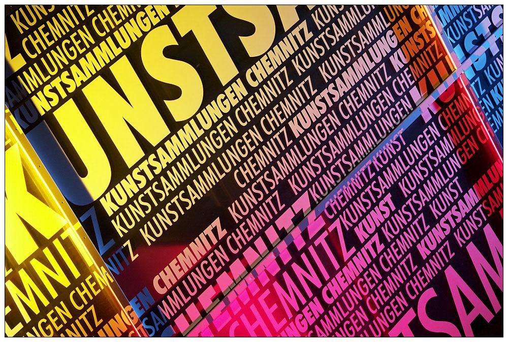 Die Farben der Kunst