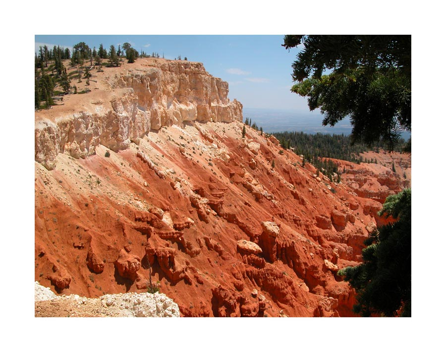 Die Farben des Bryce Canyon