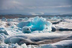 Die Farben des Eises