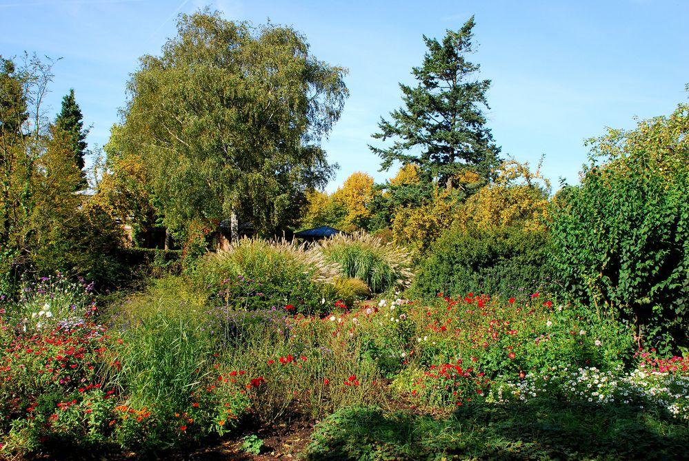 Die Farben des Herbst