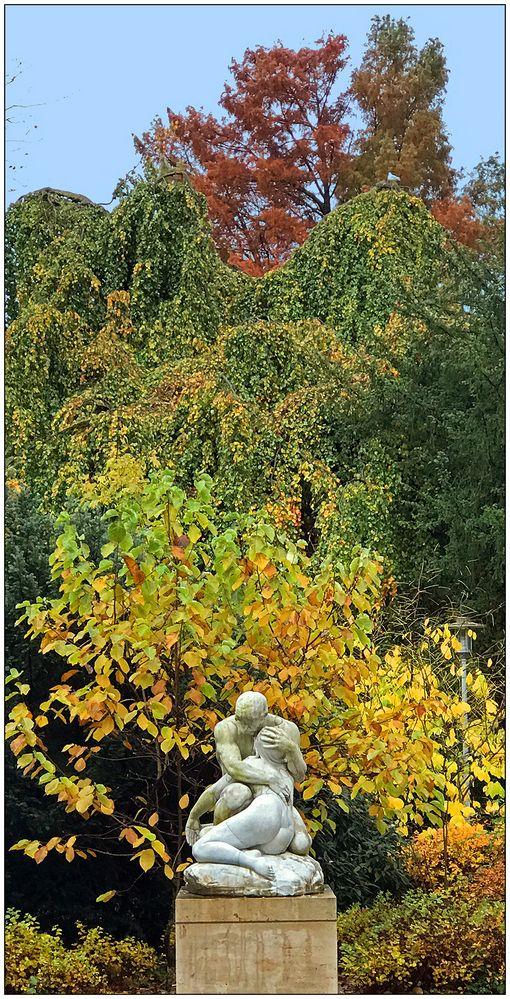 Die Farben des Herbstes im Paradies