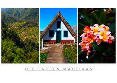 Die Farben Madeiras