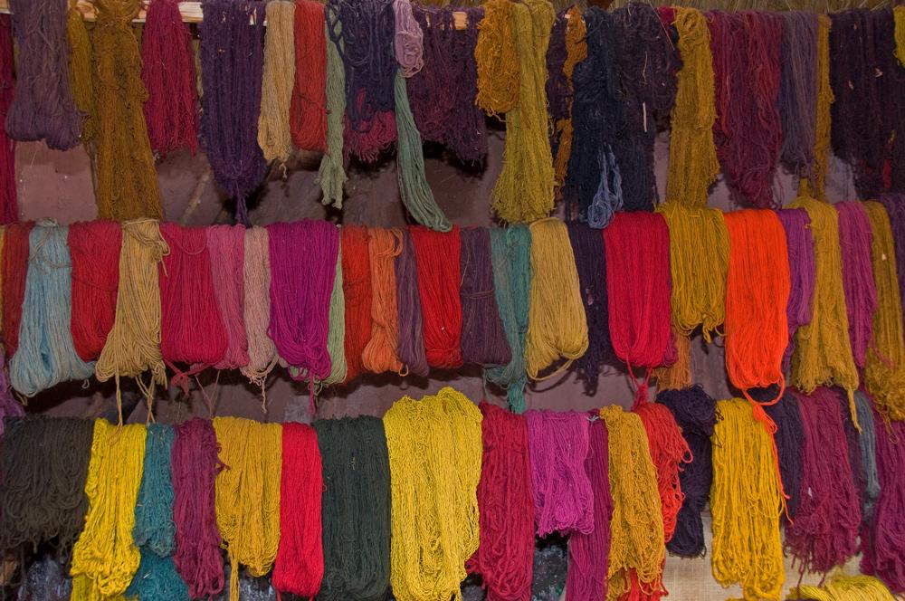 Die Farben Perus - 8 -
