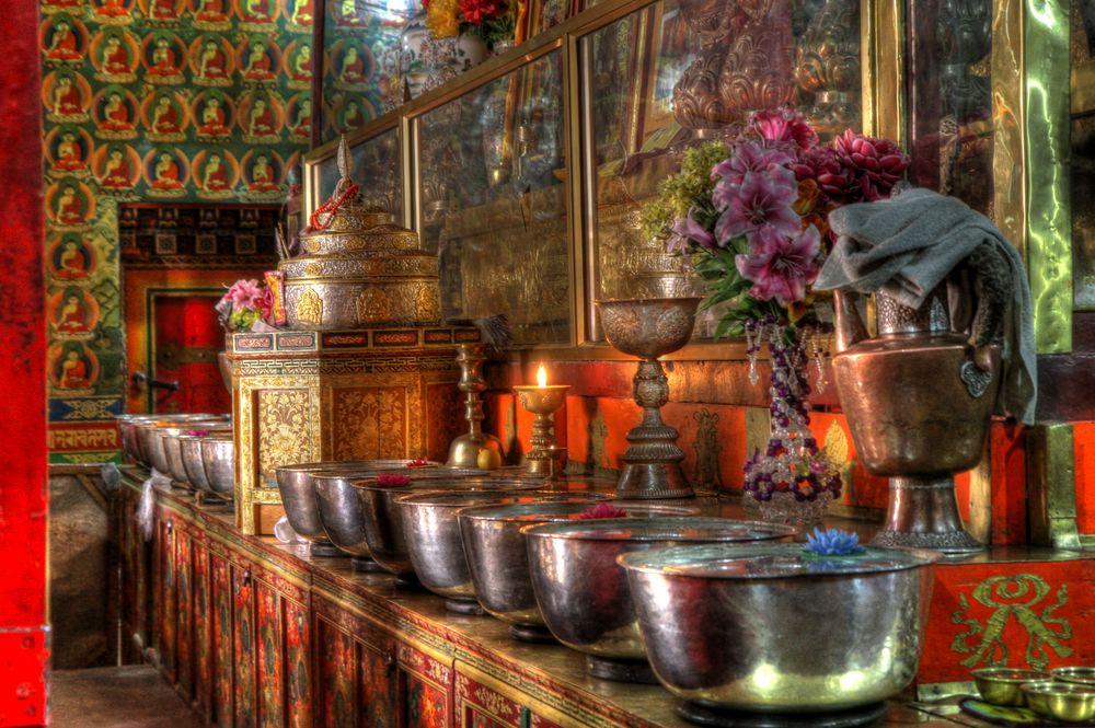 Die Farben Tibets