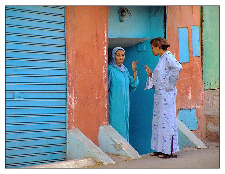Die Farben von Marrakesch 1