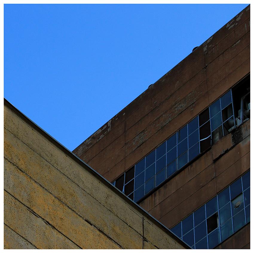 Die Fassade...
