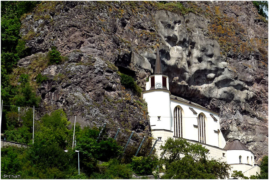 die Felsenkirche