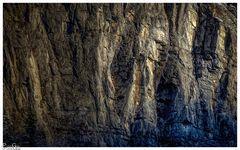 Die Felswand