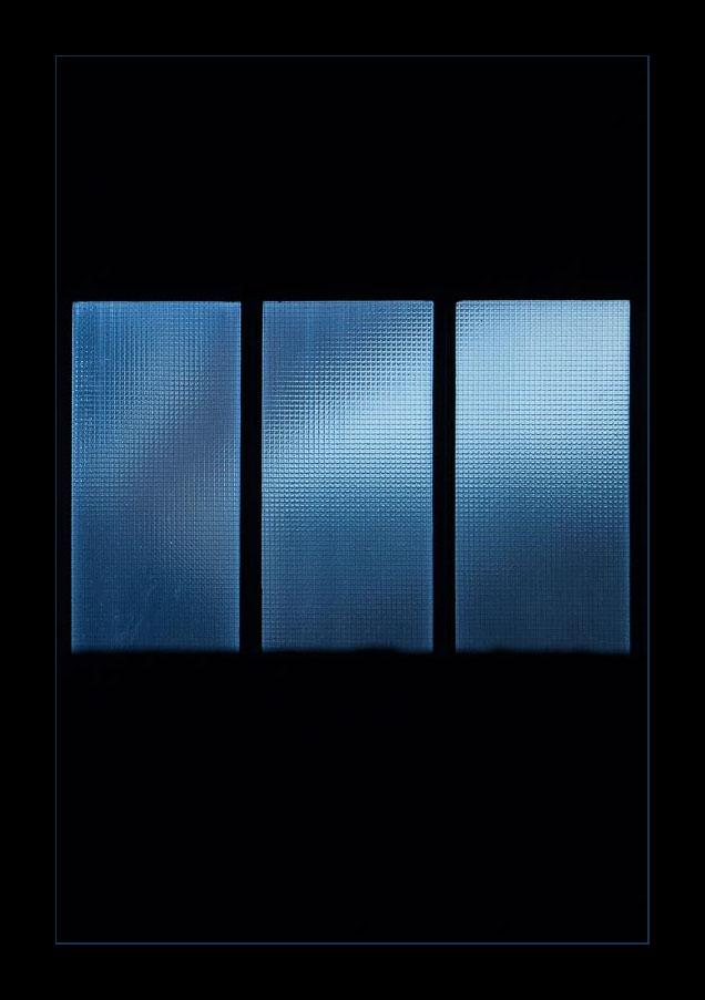 Die Fenster von Zollverein