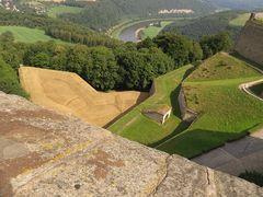Die Festung Königstein...
