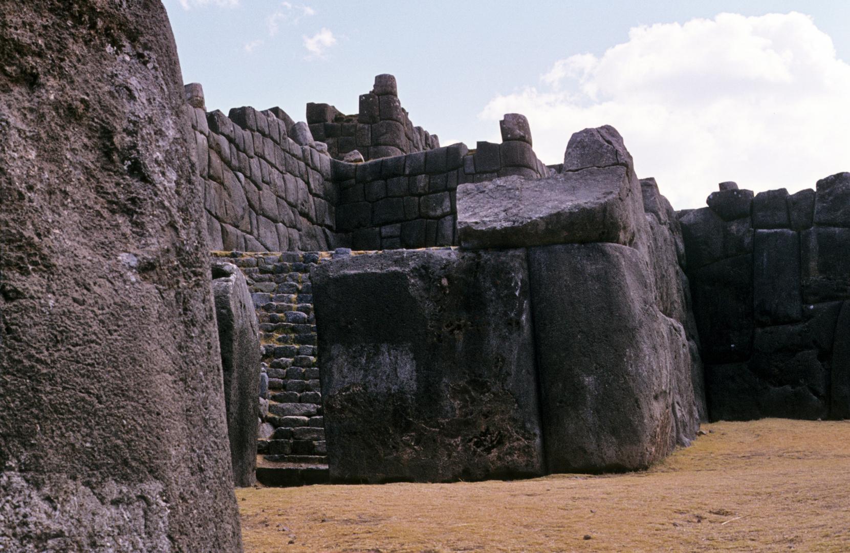 Die Festung Sacsayhuamán - 2