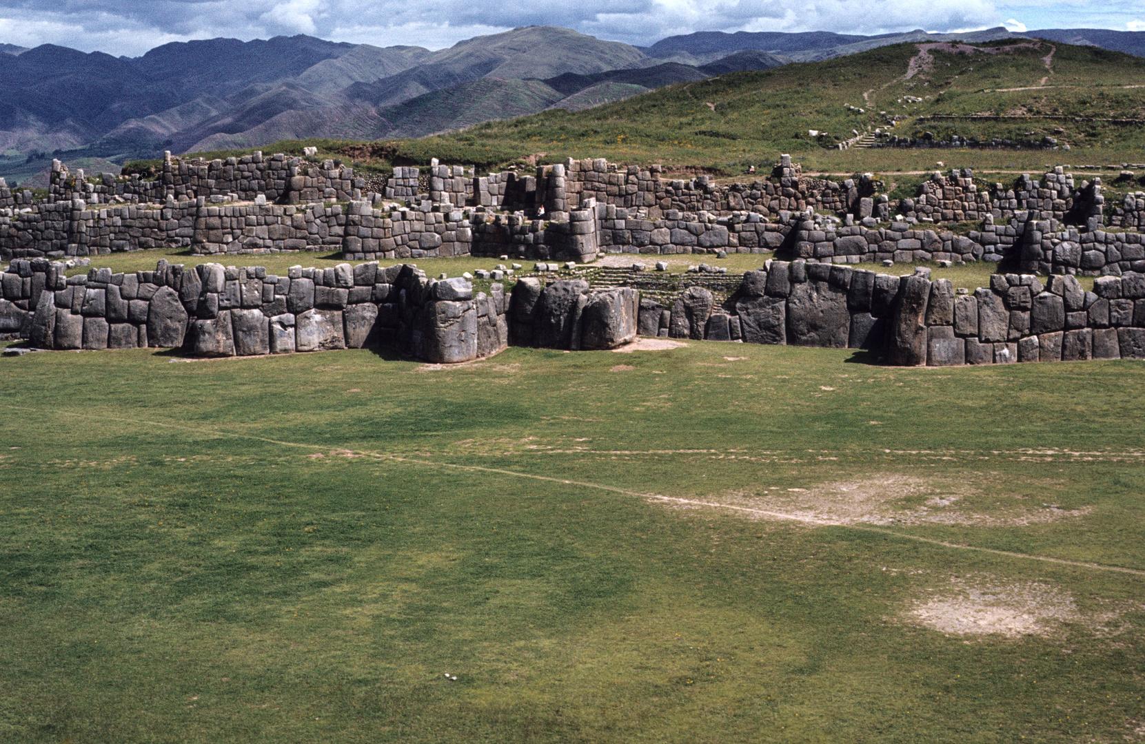 Die Festung Sacsayhuamán
