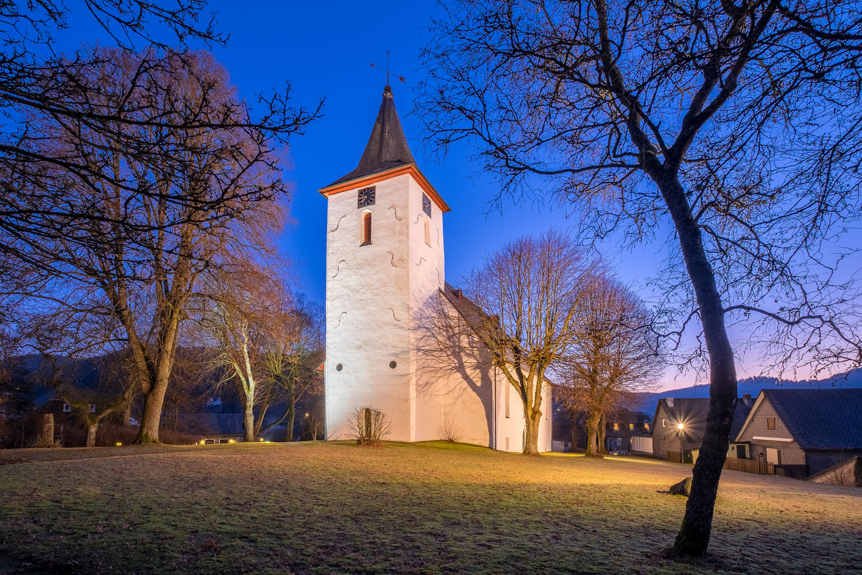 Die Feudinger Kirche