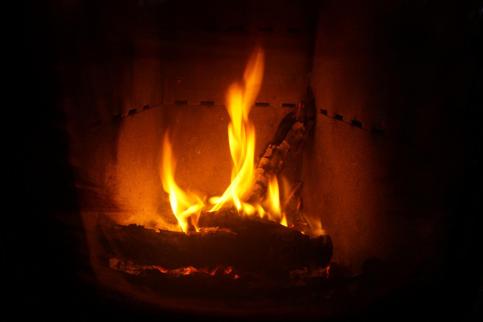 Die Feuerspirale